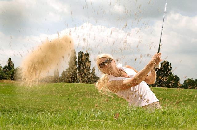 ゴルフは楽しい