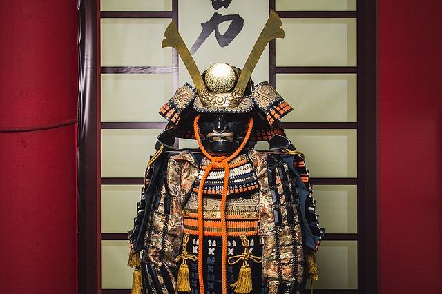 柔道武道武士