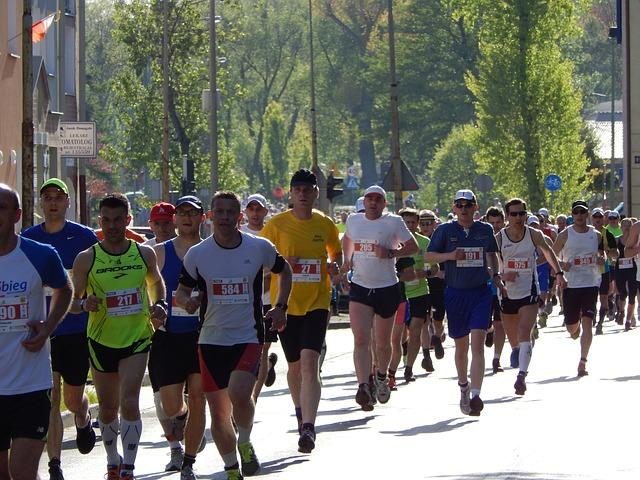 マラソン給水ポイント間隔