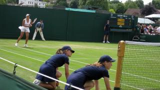 テニスのボールボーイ・ボールガールはなぜ少年少女?そのやんごとなき理由