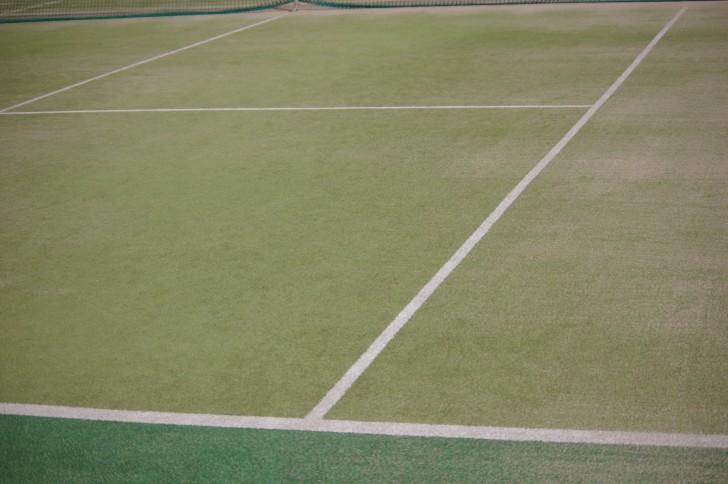 テニス カーペットコート