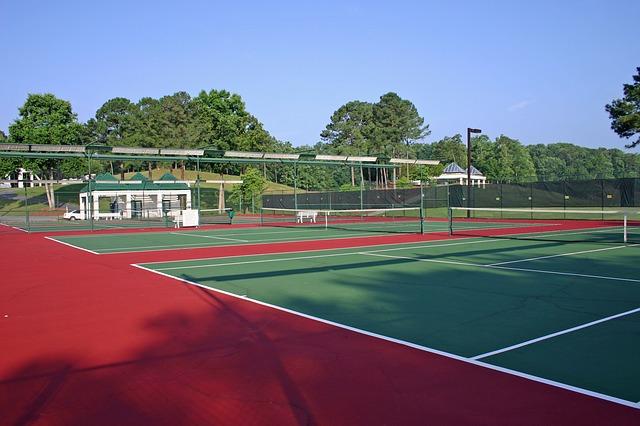 テニス ハードコート