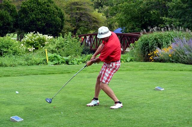 golf southpaw