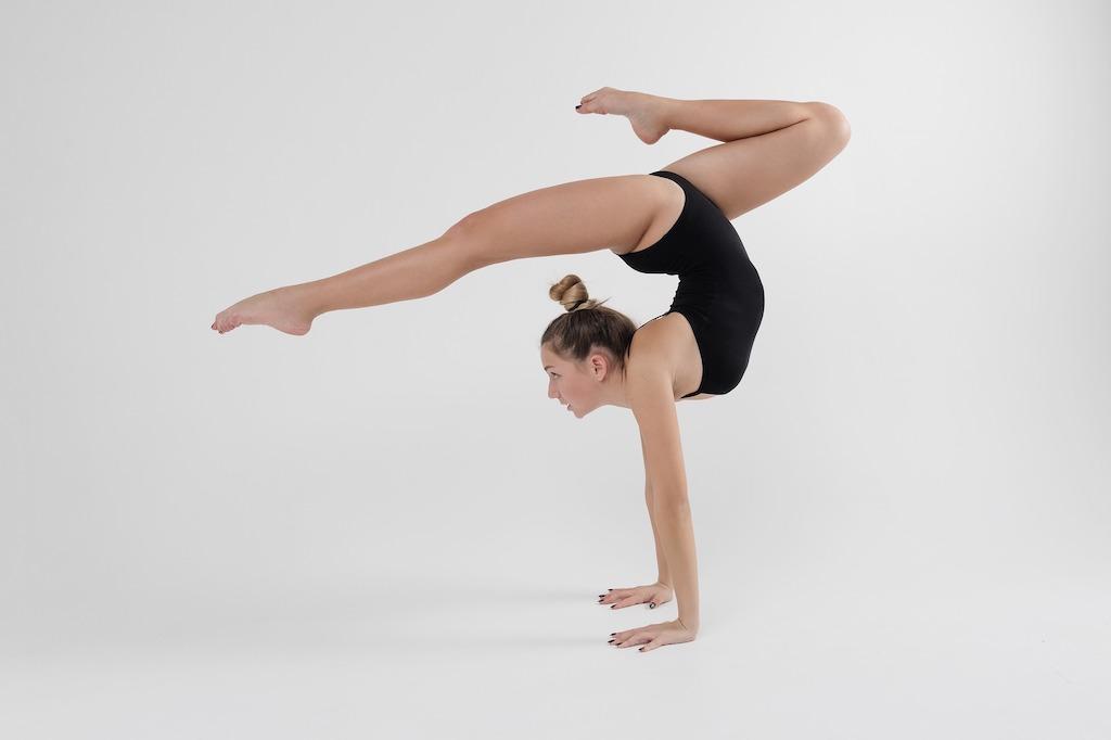 新体操の技