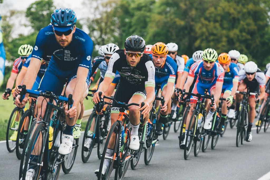 自転車競技の種目の違いとルール解説
