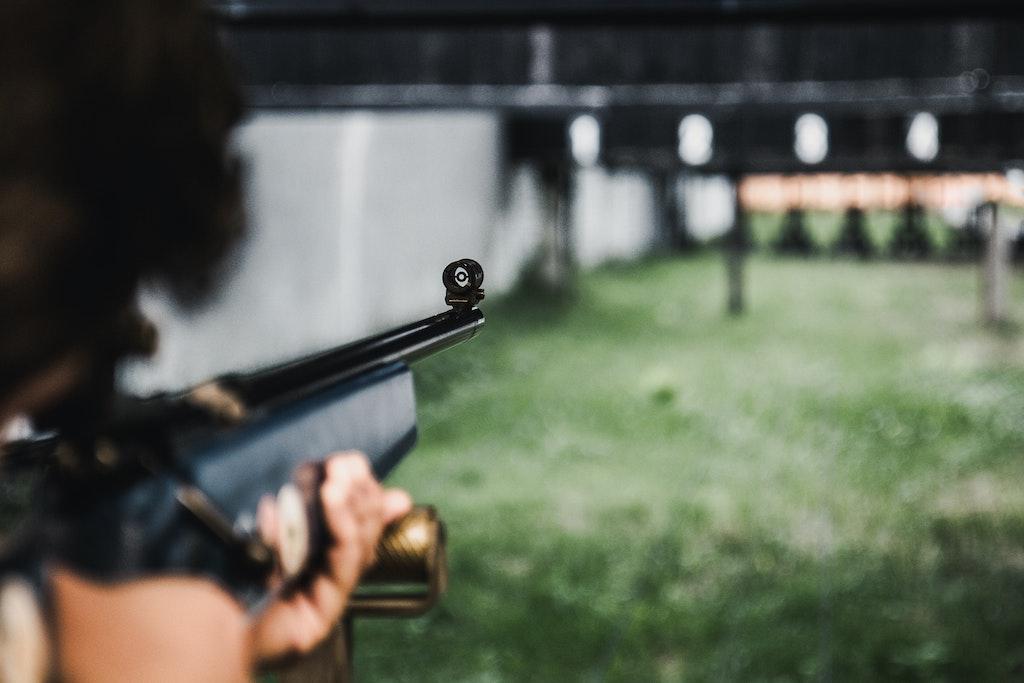 オリンピックの射撃競技の解説